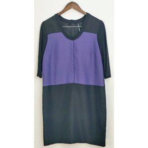 MARTIN LIM for REITMANS 3/4 sleeves dress